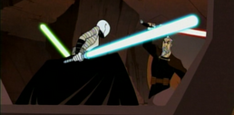 Ventress vs dooku