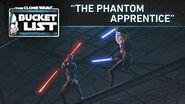 "Bucket List - ""The Phantom Apprentice"""