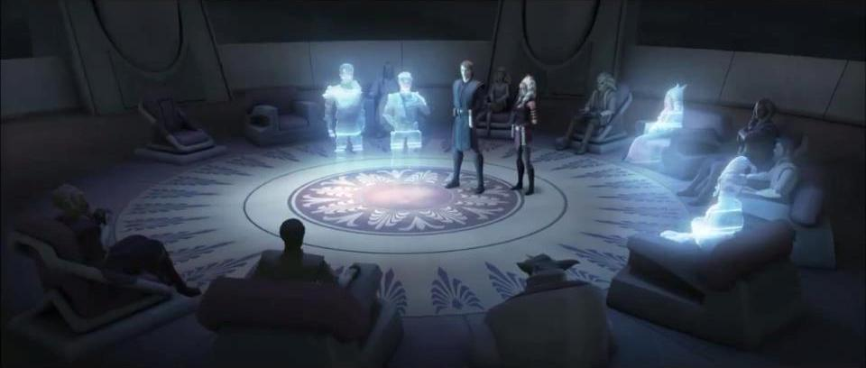Jedi High Council The Clone Wars Fandom