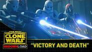 "Clone Wars Download - ""Victory and Death"""