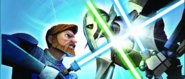 Grievous vs Obi-Wan (game)