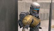 Republic Commando Gregor