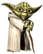 Yoda The Clone Wars