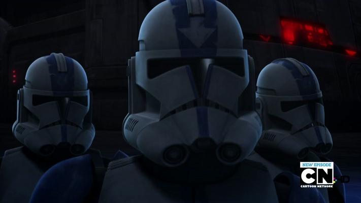 Afbeeldingen van Star wars the clone war season 3