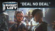 """Bucket List - """"Deal No Deal"""""""