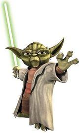 Master Yoda o