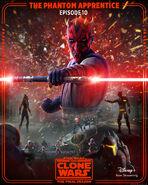 The Phantom Apprentice Poster