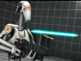 Training Battle Droid