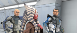 Fives Rex Shaak Ti discuss Tup-Conspiracy