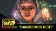 """Clone Wars Download - """"Dangerous Debt"""""""