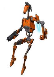Rocket battle droid-1-