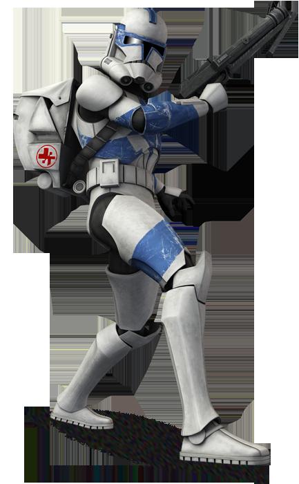 how to make a clone trooper blaster