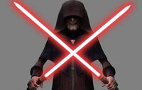 Darth sidious Clone Wars