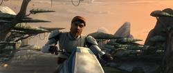 Obi-Wan speeder-TMP