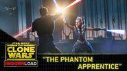 "Clone Wars Download - ""The Phantom Apprentice"""