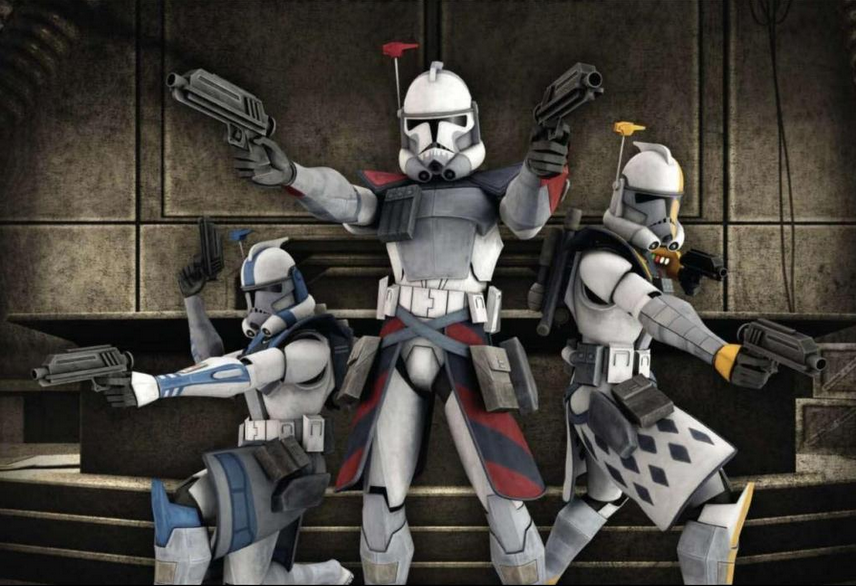 Arc Trooper The Clone Wars Fandom Powered By Wikia