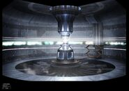 612 Anaxes fusion reactor concept painting