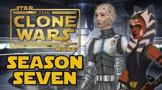 The Clone Wars Seasons 7 and 8 What Would Have Happened