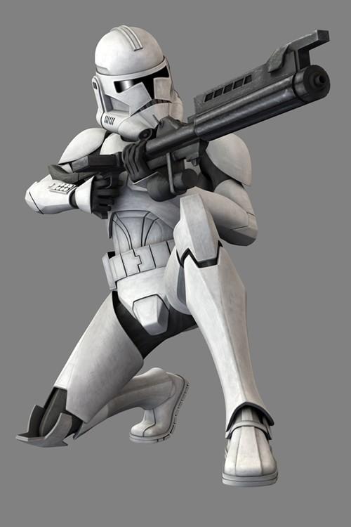 phase ii clone trooper armor the clone wars fandom powered by wikia