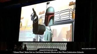Celebration Orlando How Boba Fett Got His Dented Helmet