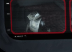 Droid prisoner