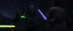 Ahsoka Obi-Wan Son-Overlords