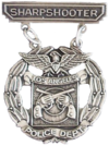 LAPD-Sharpshooter-Marksmanship-Badge