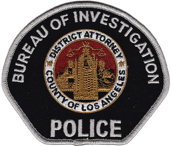 Los Angeles County District Attorney's Office | The Major
