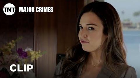 Major Crimes 613 - Deleted Scene - What Happened