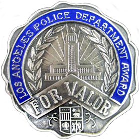 Awards of the Los Angeles Police Department | The Major