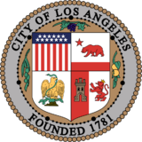 Seal of Los Angeles California