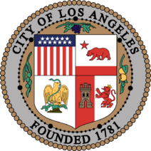 Seal of Los Angeles California