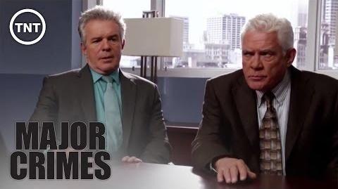 Bromance Major Crimes TNT