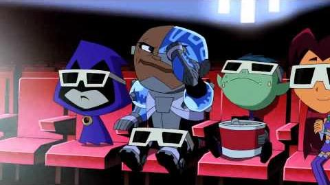 New Teen Titans Short Preview coming to Cartoon Network