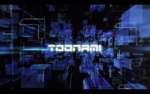 New Toonami Logo 2013