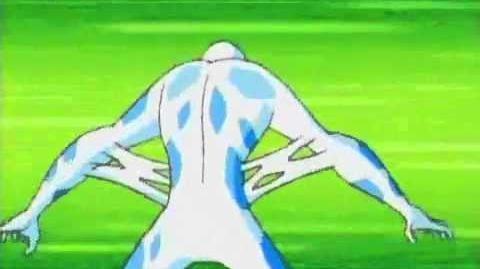 Ben 10 Ultimate Alien Ampfibian Transformation