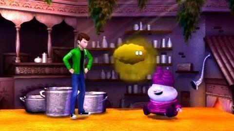 """Ben 10, meet Super Smash Bros"" Cartoon Network Punch Time Explosion - Xbox 360"