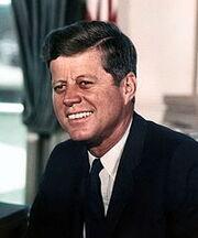 200px-John F. Kennedy, White House color photo portrait