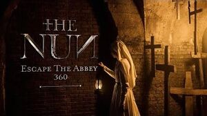 The Nun Escape the Abbey 360