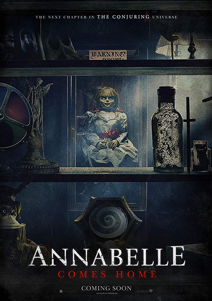 「Annabelle Comes Home」的圖片搜尋結果