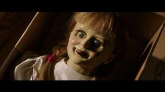 "ANNABELLE CREATION - ""Doll Review"" TV Spot"