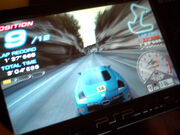 Ridge Racer on Sony PSP