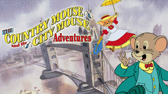 File:The Country Mouse and the City Mouse Adventures wallpaper.jpg