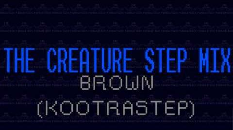The Creature Step Mix
