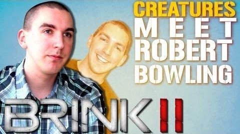 Creatures Meet Robert Bowling (E3 2012)