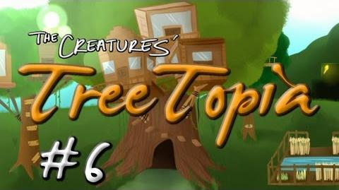 """TreeTopia Ep 6 """"GRIEFED!?"""" (Minecraft)"""
