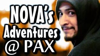 Nova's Adventures at PAX East 2012 Ep. 7