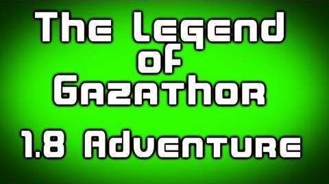 The Legend of Gazathor- 1.8 Minecraft w Gassy and Danz Part 1
