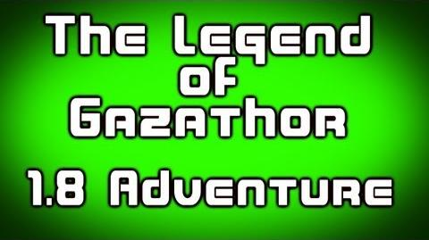 The Legend of Gazathor- 1.8 Minecraft w Gassy and Danz Part 1
