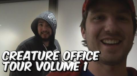 The Creatures Office Tour VOL 1